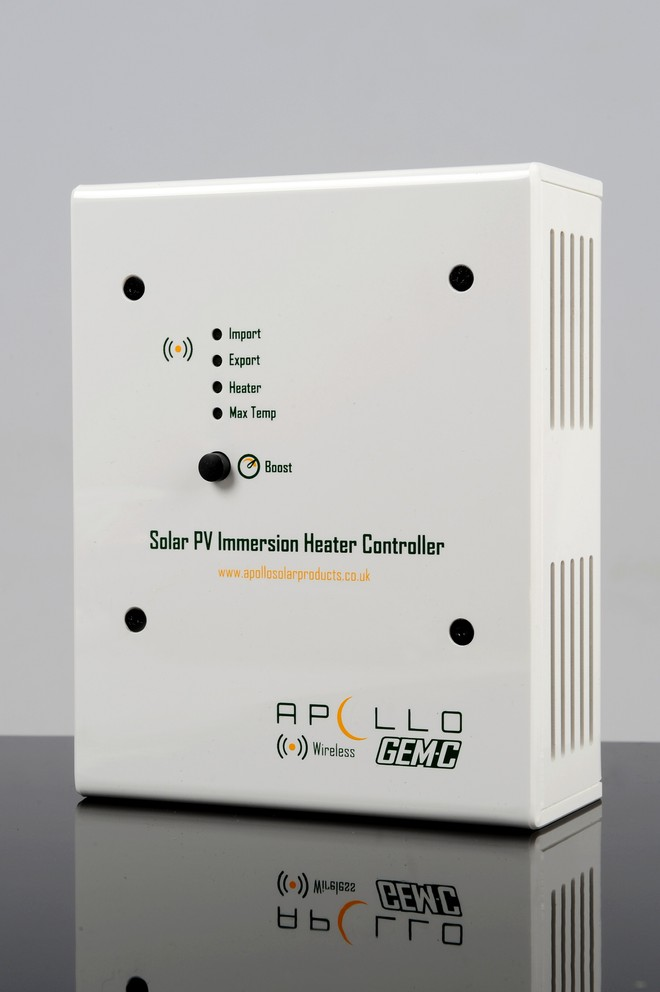 GEM-C Compact PV Immersion Controller